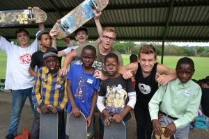 Gsk8t boys with the kids 2